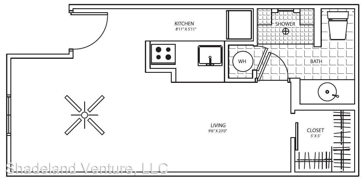 Studio 1 Bathroom Apartment for rent at 1143 Turkey Foot Road in Lexington, KY