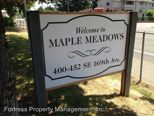 2 Bedrooms 1 Bathroom Apartment for rent at 400 - 452 Se 169th Avenue in Portland, OR
