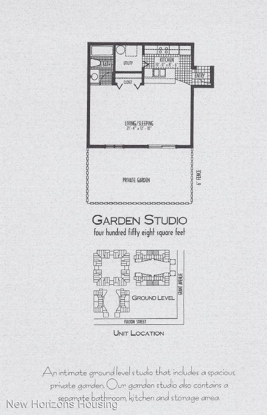Studio 1 Bathroom Apartment for rent at 399 S. Grant Avenue in Columbus, OH