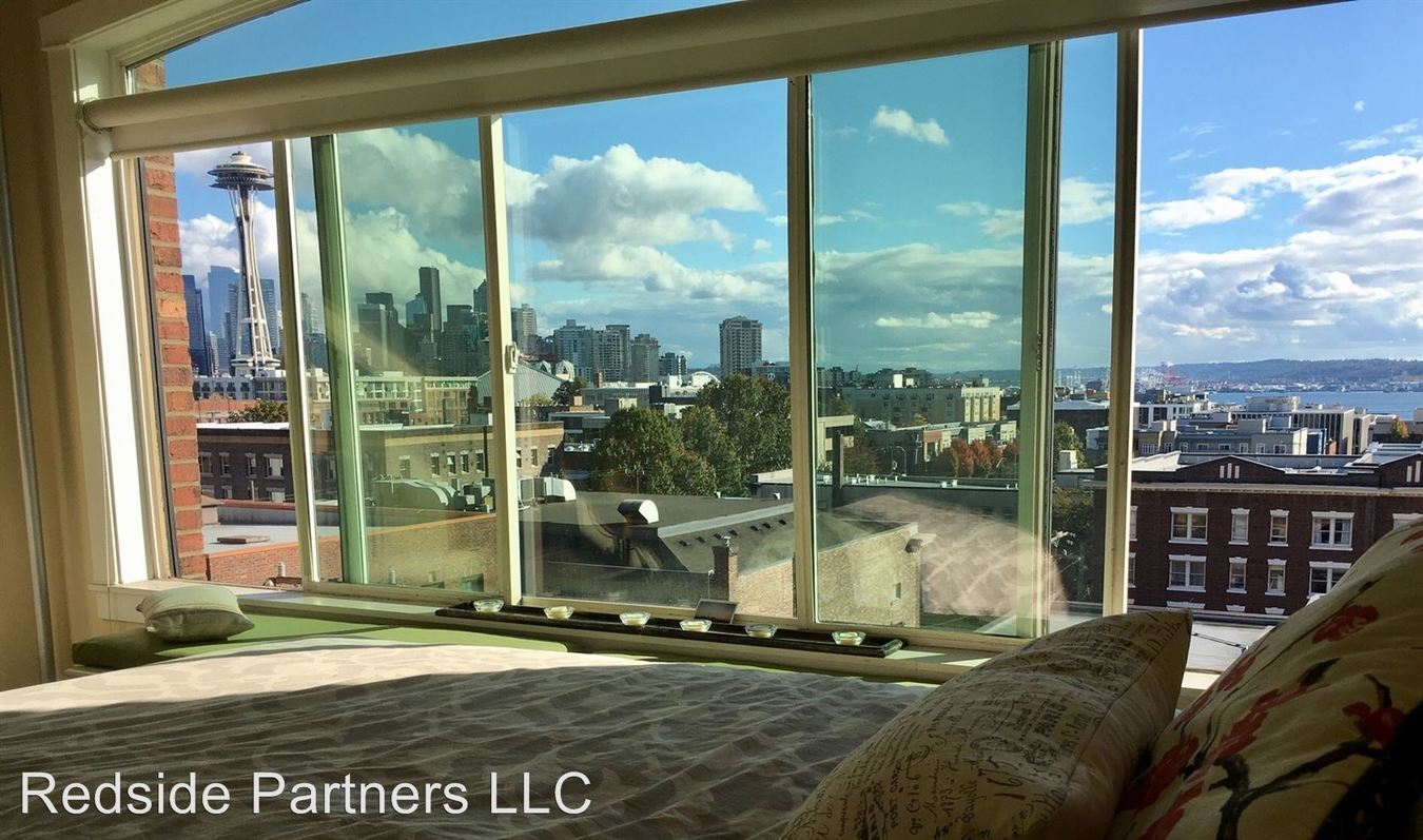 1 Bedroom 1 Bathroom Apartment for rent at 115 W Olympic Pl in Seattle, WA