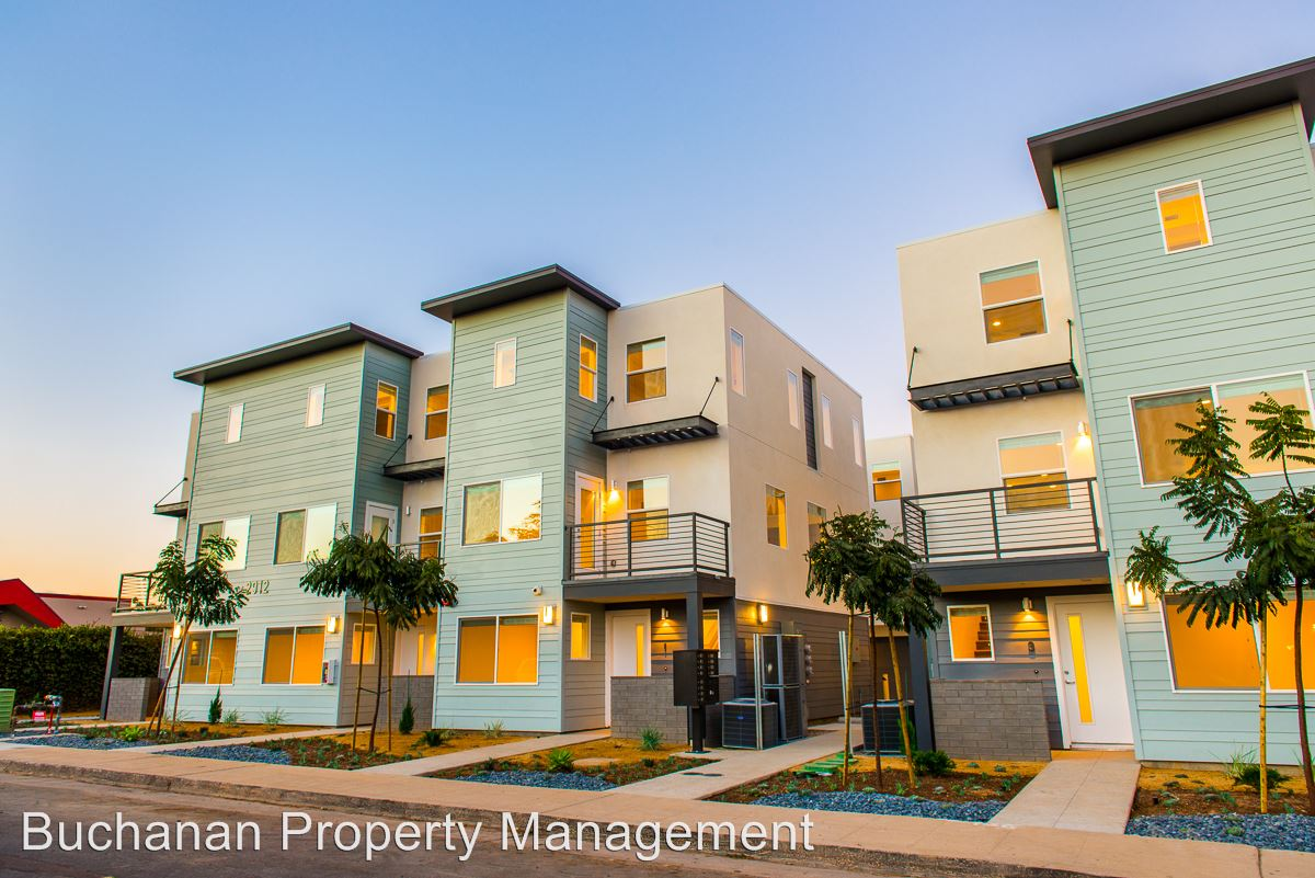 2 Bedrooms 2 Bathrooms Apartment for rent at 2902-2912 Jarvis Street in San Diego, CA