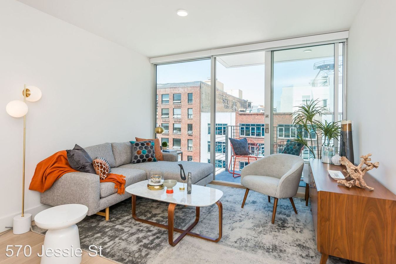 1 Bedroom 1 Bathroom Apartment for rent at 570 Jessie Street in San Francisco, CA