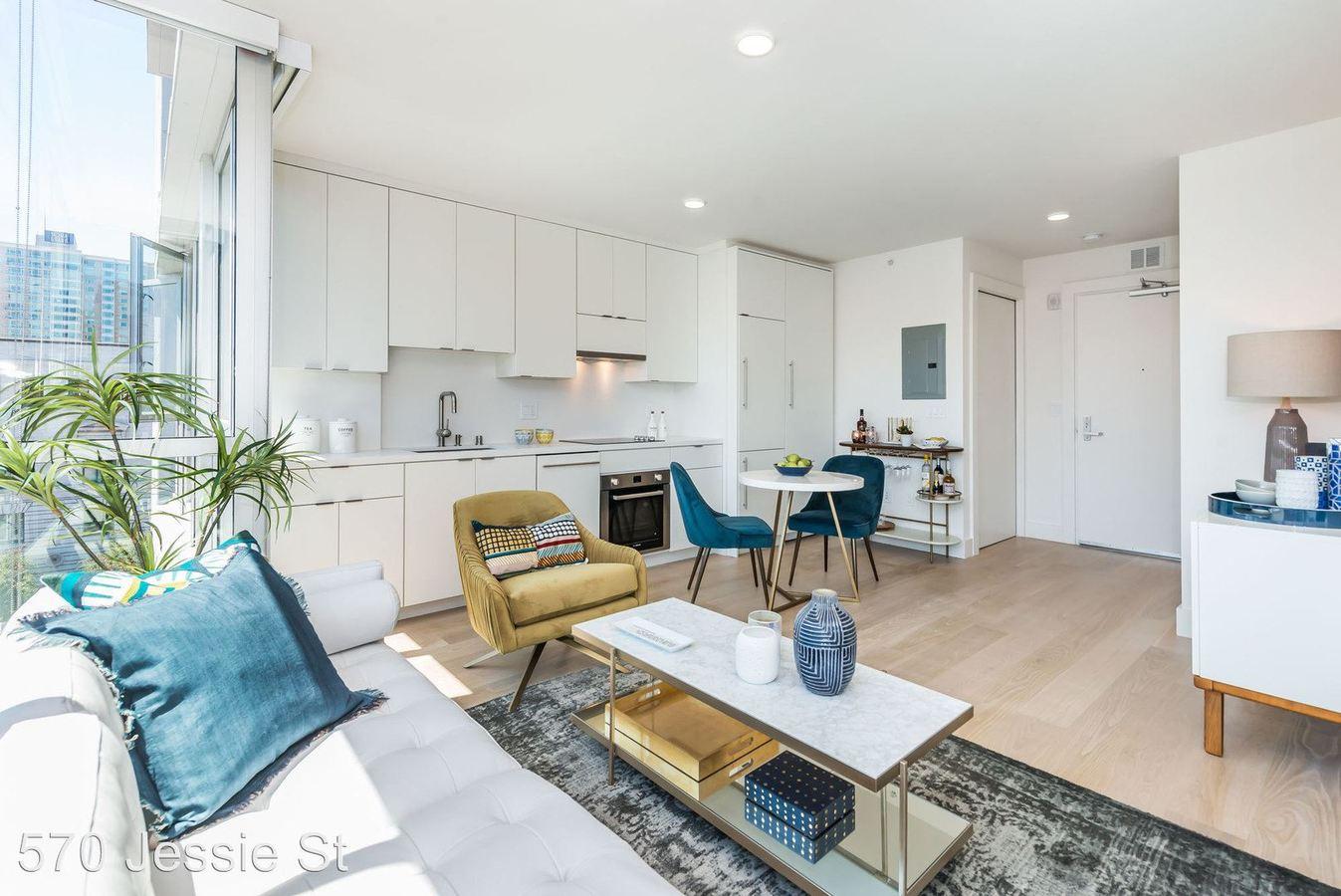 Studio 1 Bathroom Apartment for rent at 570 Jessie Street in San Francisco, CA