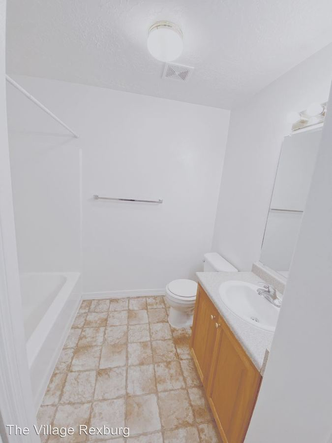 1 Bedroom 1 Bathroom Apartment for rent at 490 Pioneer Road in Rexburg, ID