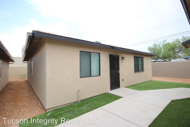 4 Bedrooms 2 Bathrooms House for rent at 720 E. Lester in Tucson, AZ