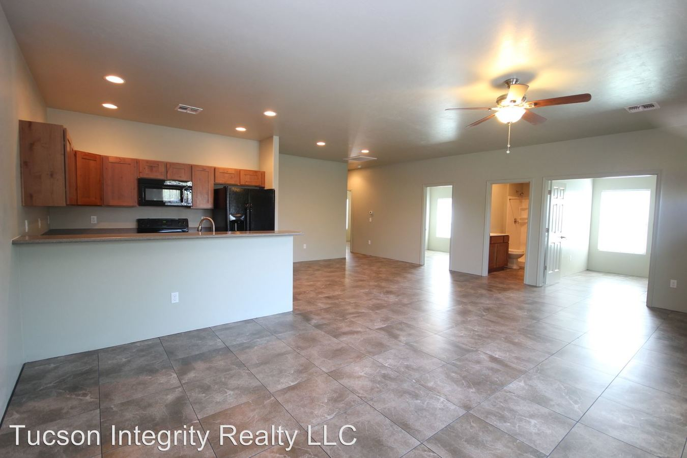 4 Bedrooms 2 Bathrooms House for rent at 1701 & 1709 E. Miles St. in Tucson, AZ