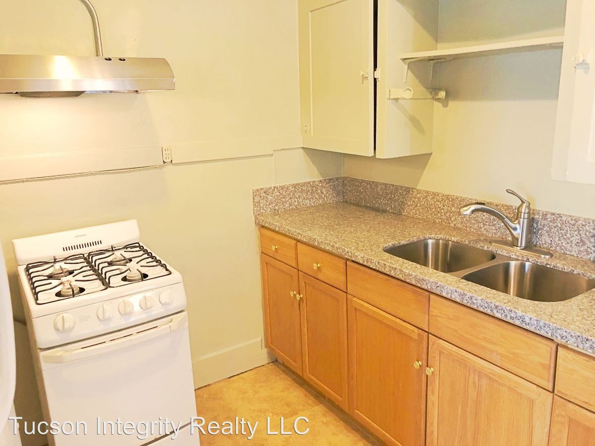 1 Bedroom 1 Bathroom Apartment for rent at 708-712 E. 1st Street in Tucson, AZ