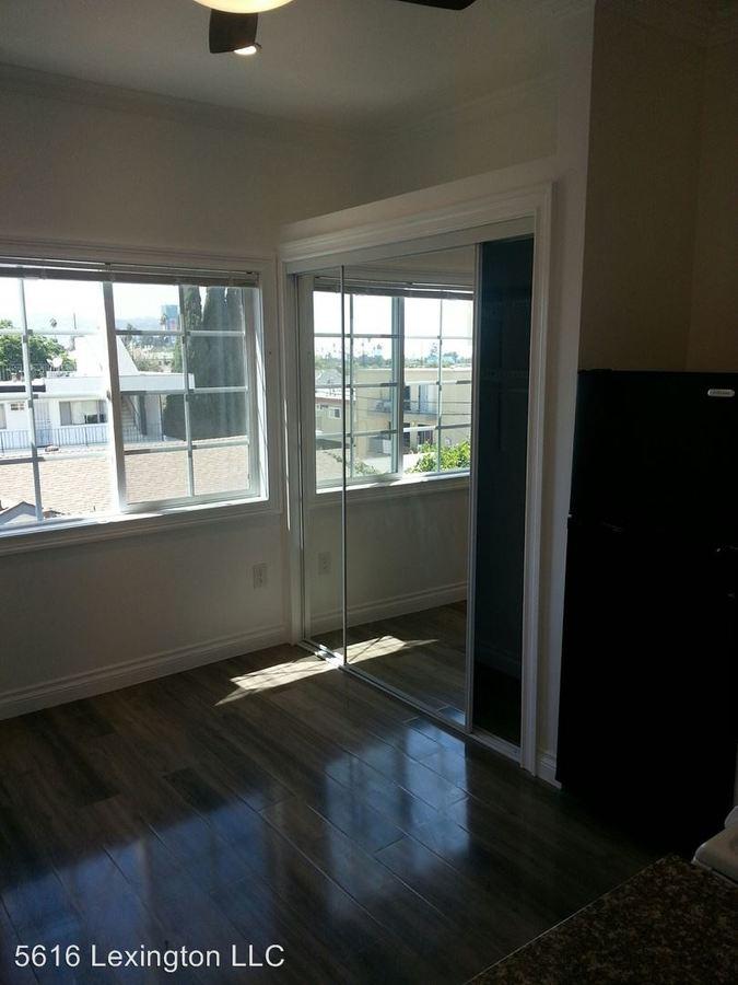 Studio 1 Bathroom Apartment for rent at 5616 Lexington Ave. 100-320 in Los Angeles, CA