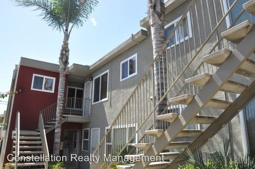 1 Bedroom 1 Bathroom Apartment for rent at 3740 Pershing Ave in San Diego, CA