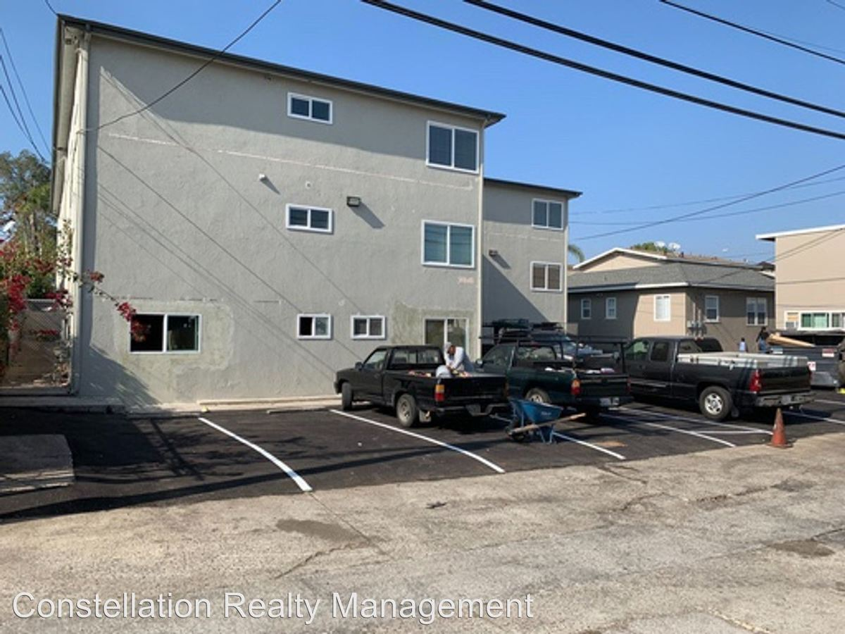 4153-4159 Euclid Ave San Diego, CA Apartment for Rent