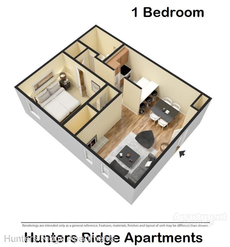 Hunters Ridge Apartments Ks: 4117 Hunters Ridge Drive Sw, Unit 1 Huntsville, AL