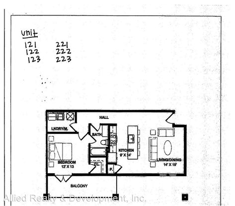 1 Bedroom 1 Bathroom Apartment for rent at 922 23rd Avenue East in Tuscaloosa, AL