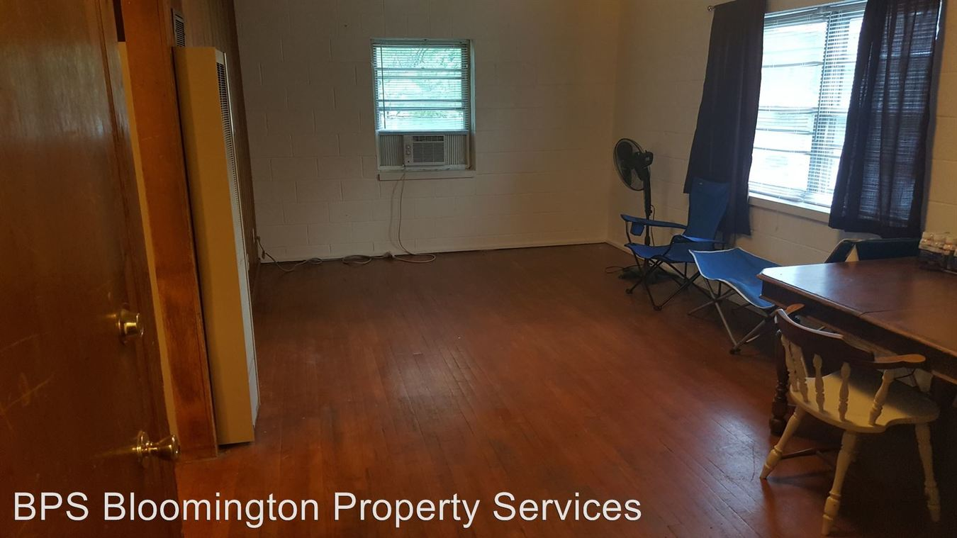1 Bedroom 1 Bathroom Apartment for rent at 1208 N Dunn St in Bloomington, IN