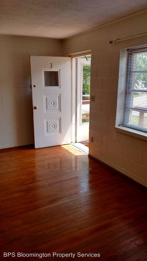 1 Bedroom 1 Bathroom Apartment for rent at 1202 N Dunn St in Bloomington, IN