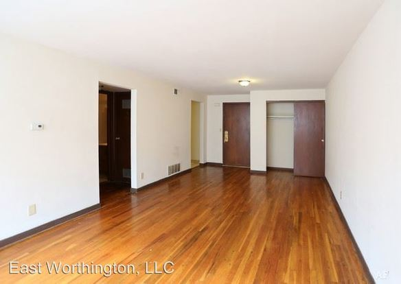 1 Bedroom 1 Bathroom Apartment for rent at 869 East Dublin-granville Rd Apt F in Columbus, OH