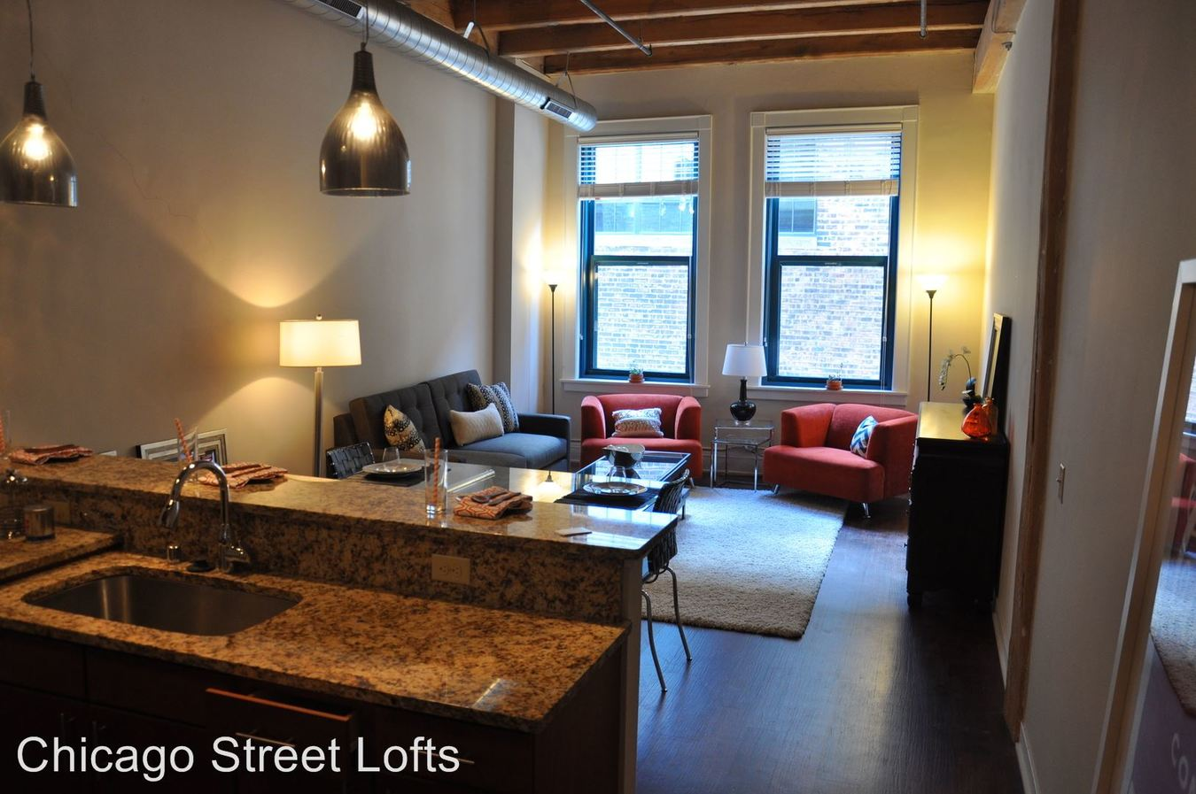 2 Bedrooms 1 Bathroom Apartment for rent at Chicago Street Lofts in Milwaukee, WI