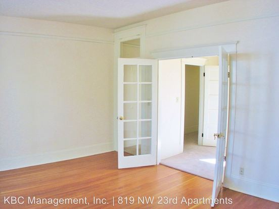 1 Bedroom 1 Bathroom Apartment for rent at 819 Nw 23rd Ave in Portland, OR