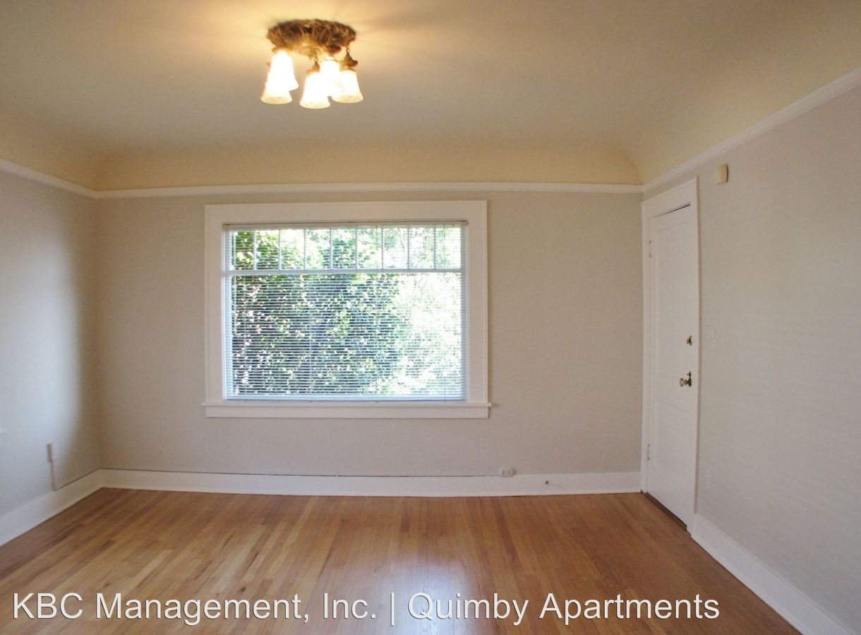 1 Bedroom 1 Bathroom Apartment for rent at 2256-66 Nw Quimby St in Portland, OR
