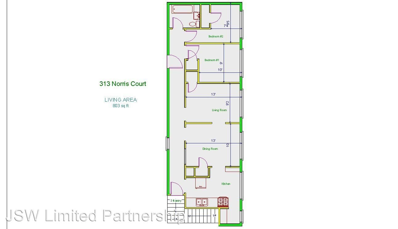 2 Bedrooms 1 Bathroom Apartment for rent at 311 Norris Court in Madison, WI