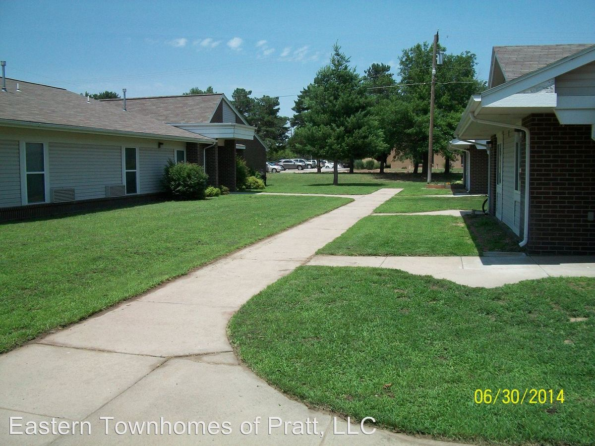 1 Bedroom 1 Bathroom Apartment for rent at 1500 E. 6th St. in Pratt, KS