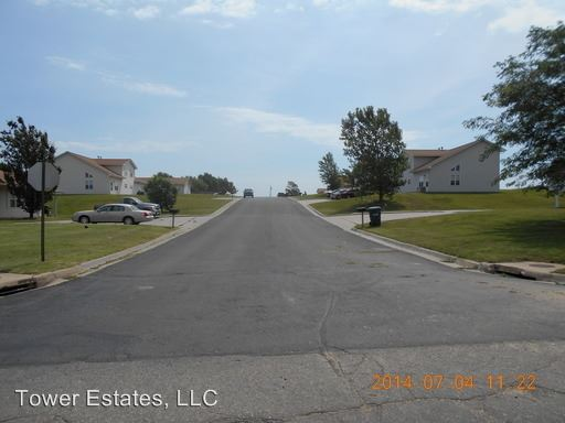 3 Bedrooms 2 Bathrooms Apartment for rent at 604-648 E. 17th St. in Concordia, KS