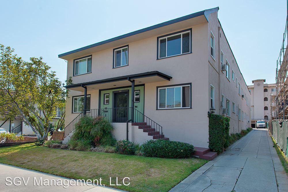1 Bedroom 1 Bathroom Apartment for rent at 211 S El Molino Ave in Pasadena, CA