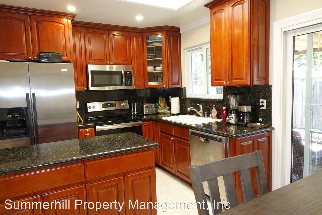 2 Bedrooms 1 Bathroom Apartment for rent at 2107 Fallen Leaf Lane & 1700 Marhsall Court in Los Altos, CA