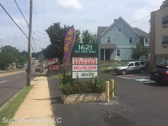 Studio 1 Bathroom Apartment for rent at 1621 Old York Road in Abington, PA