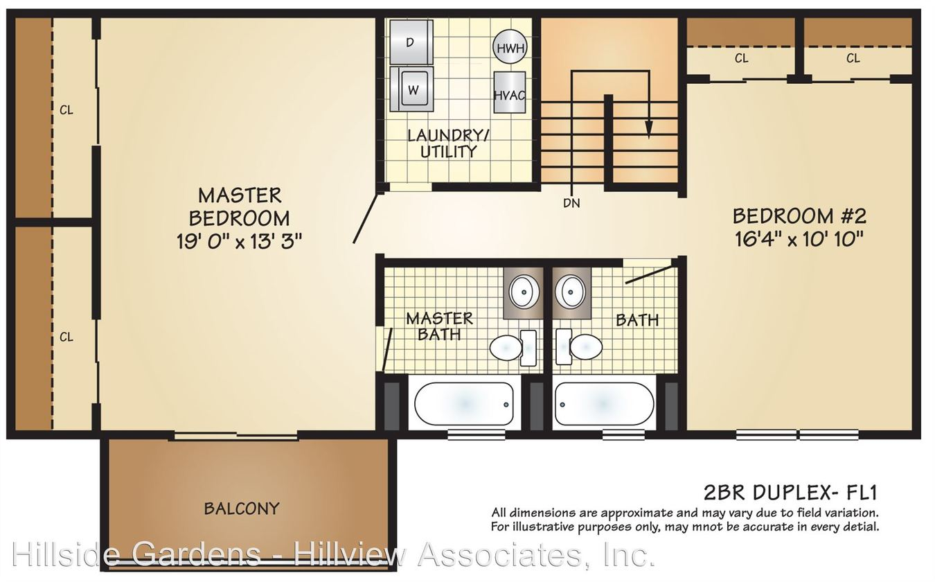 2 Bedrooms 2 Bathrooms Apartment for rent at 1200 Sunnyview Oval in Keasbey, NJ