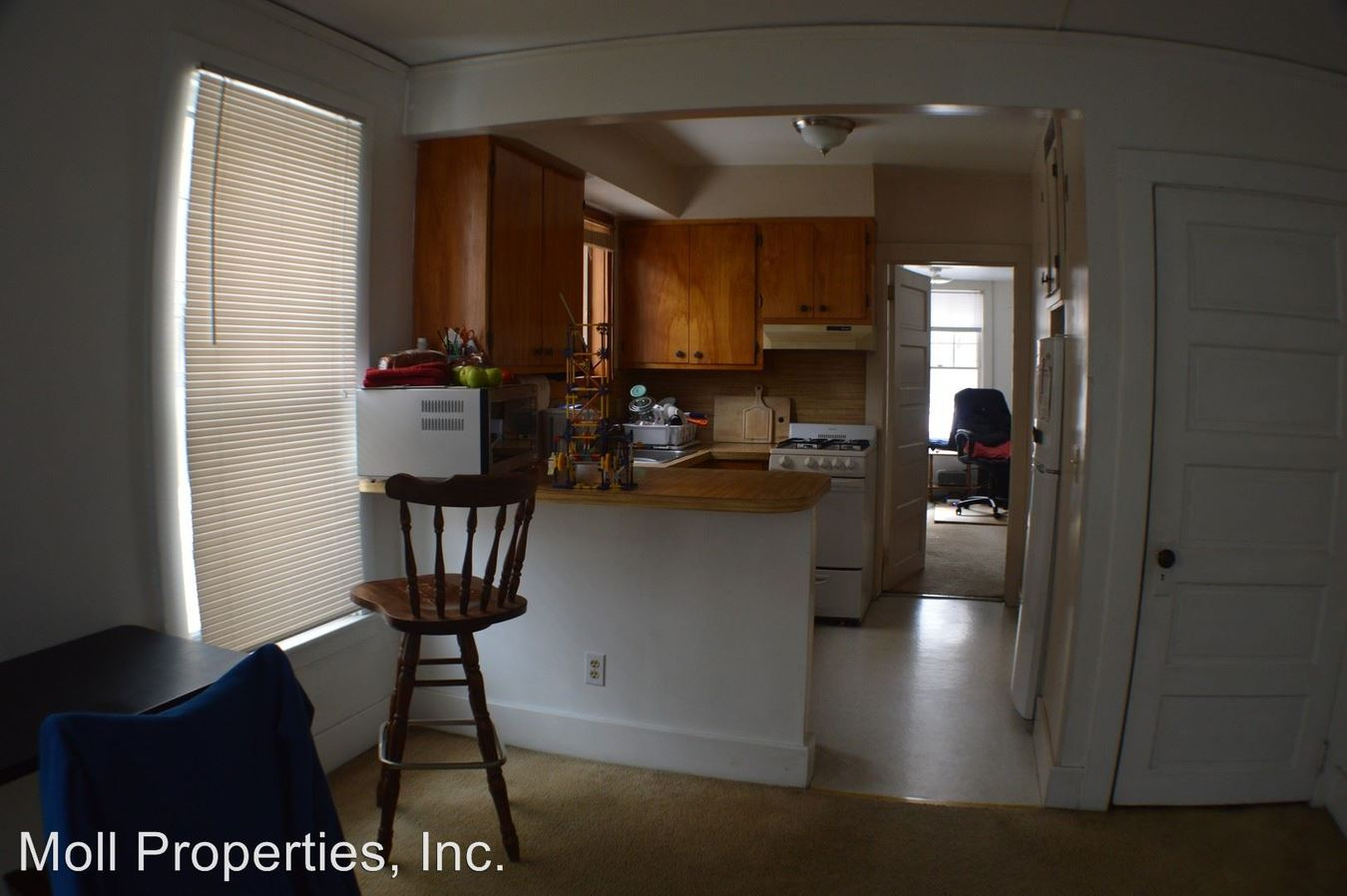 1 Bedroom 1 Bathroom Apartment for rent at 527 E Buffalo Street in Ithaca, NY