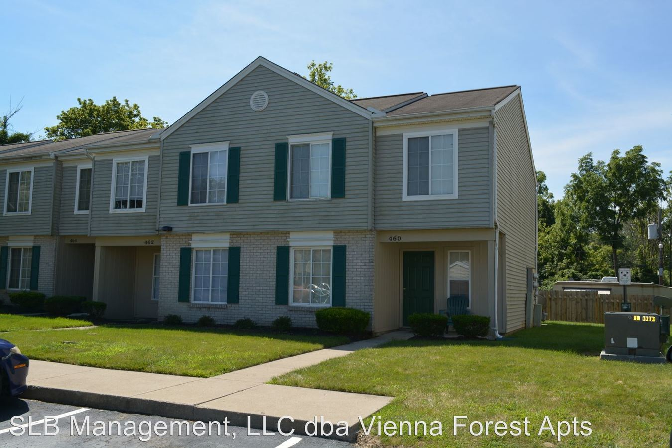 1 Bedroom 1 Bathroom Apartment for rent at 496 Bavarian Dr. in Middletown, OH