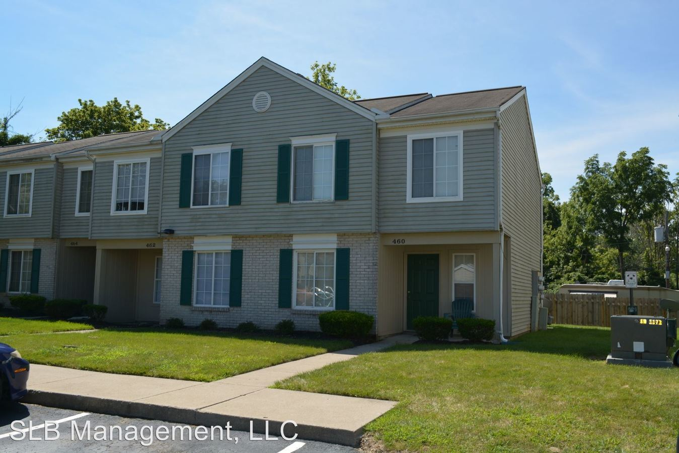 2 Bedrooms 2 Bathrooms Apartment for rent at 240-492 Bavarian Dr in Middletown, OH