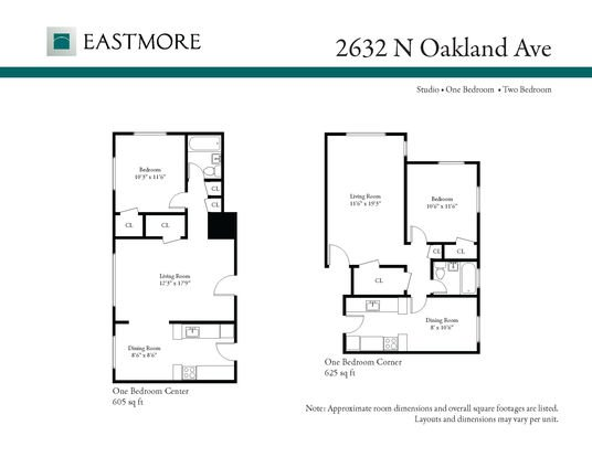 1 Bedroom 1 Bathroom Apartment for rent at 2632 N Oakland Ave in Milwaukee, WI
