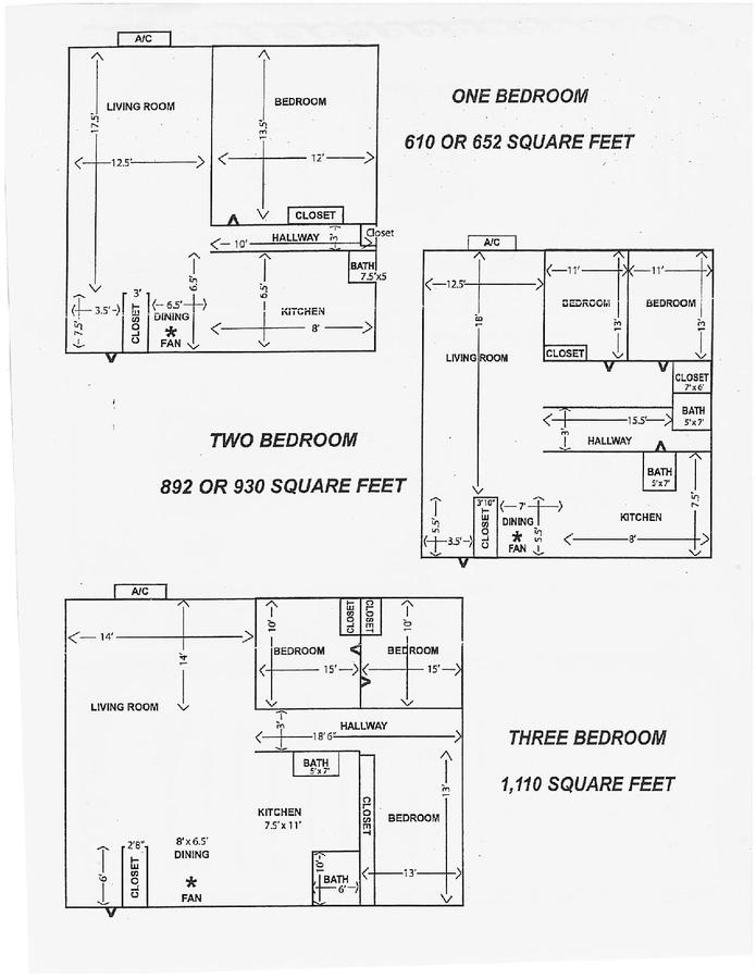 1 Bedroom 1 Bathroom Apartment for rent at 4246 S. 60th Street in Milwaukee, WI