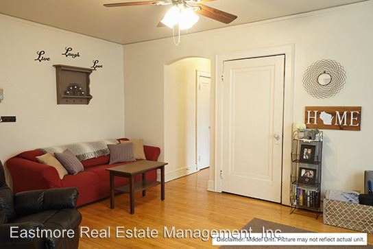 1 Bedroom 1 Bathroom Apartment for rent at 2636 N. Oakland Ave. in Milwaukee, WI