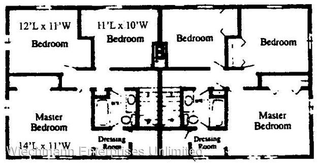 3 Bedrooms 1 Bathroom Apartment for rent at Brookfield Hills Townhouses in Brookfield, WI