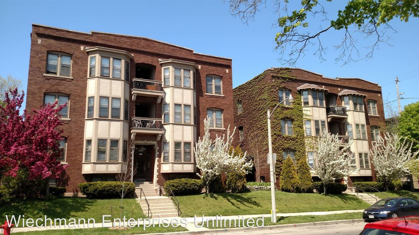 2 Bedrooms 1 Bathroom Apartment for rent at The Shamrock - West in Milwaukee, WI