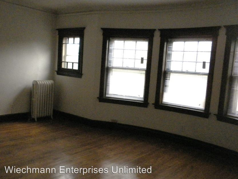 3 Bedrooms 1 Bathroom Apartment for rent at 2413 Webster in Milwaukee, WI