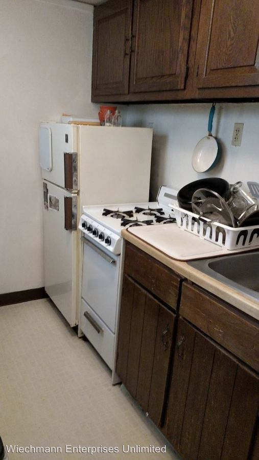 1 Bedroom 1 Bathroom Apartment for rent at 2321 Belleview in Milwaukee, WI