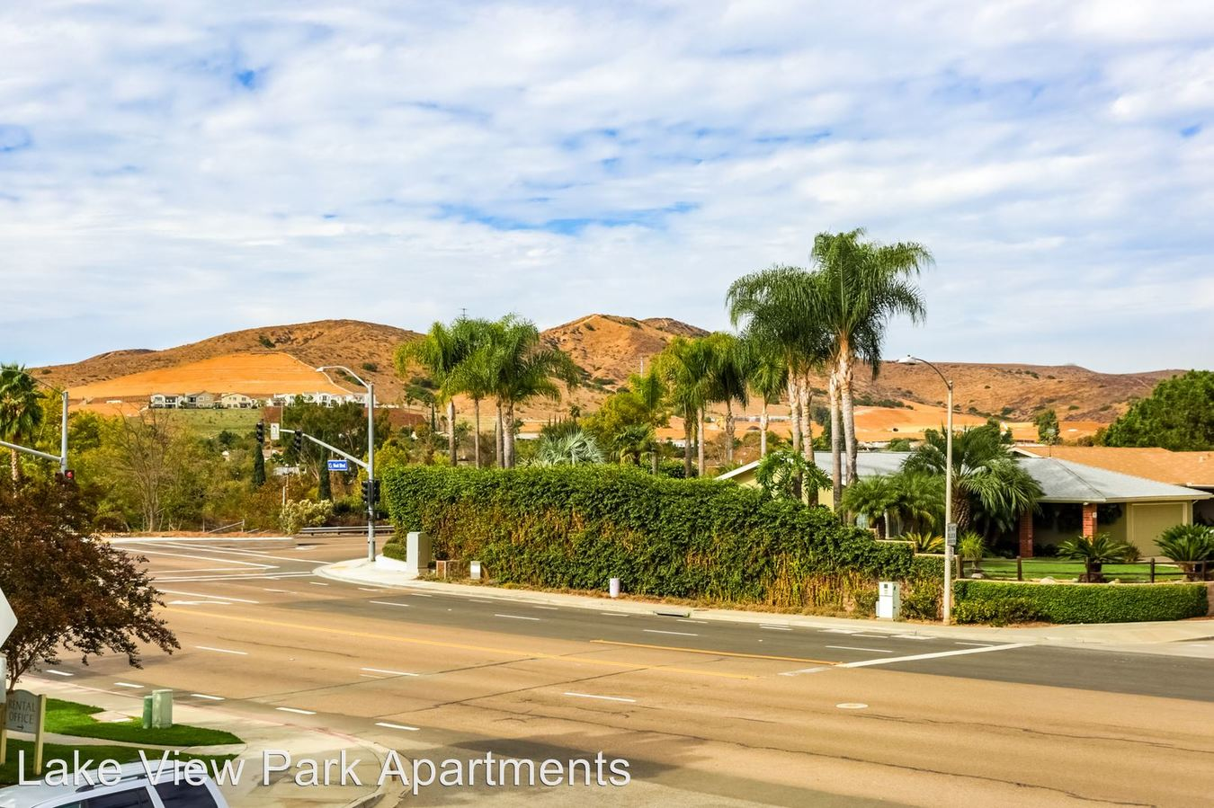 2 Bedrooms 1 Bathroom Apartment for rent at 9135 Mast Blvd. in Santee, CA