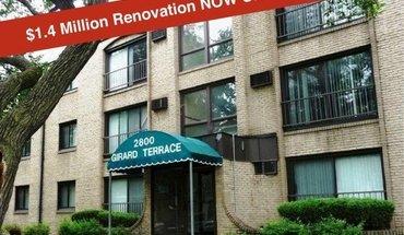 Similar Apartment at 2800 Girard Apartments