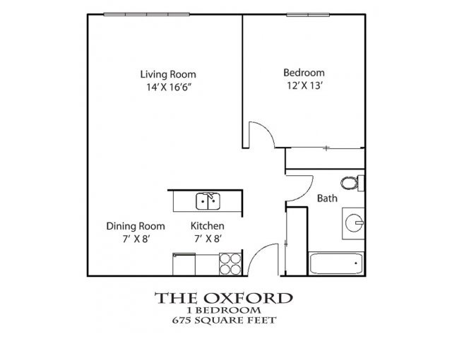 1 Bedroom 1 Bathroom Apartment for rent at 600 10th Ave SE in Minneapolis, MN