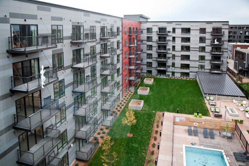 Third North Apartments $1025-$1425