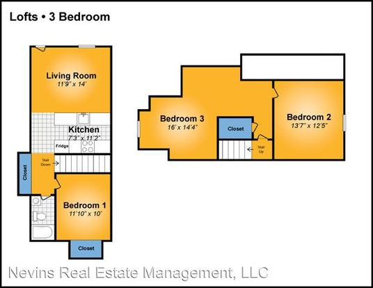 Studio 1 Bathroom Apartment for rent at 728 Bellaire Ave. in State College, PA
