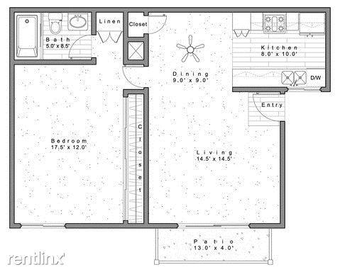 1 Bedroom 1 Bathroom Apartment for rent at 2222 E. Huntington Drive in Duarte, CA