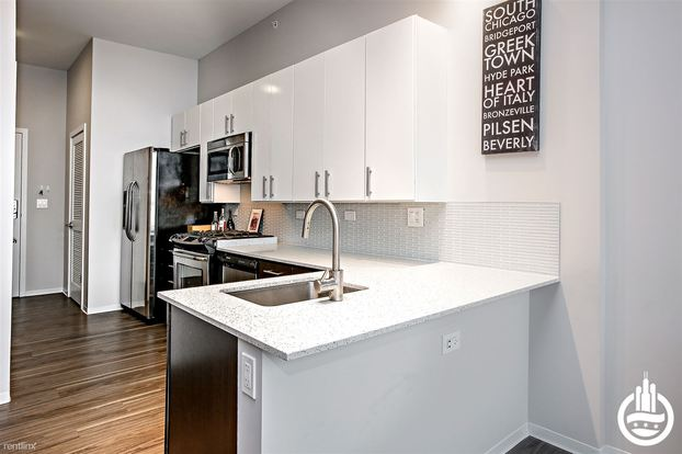 Studio 1 Bathroom Apartment for rent at 765 W Adams St in Chicago, IL