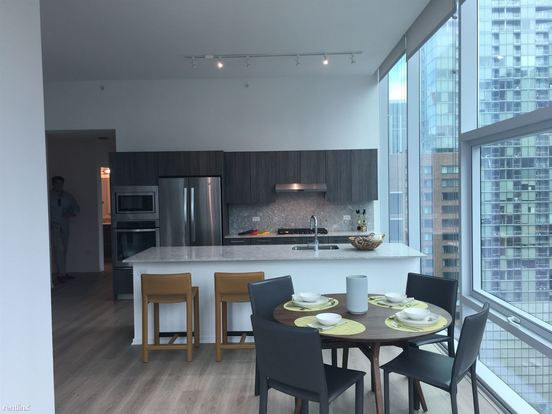 2 Bedrooms 2 Bathrooms Apartment for rent at 220 E Illinois St in Chicago, IL