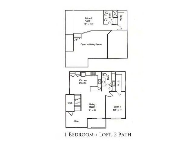 2 Bedrooms 2 Bathrooms Apartment for rent at Glens of Waukesha in Waukesha, WI