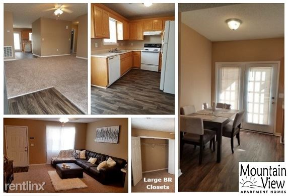 2 Bedrooms 2 Bathrooms Apartment for rent at Mountain View Apartments in Anniston, AL