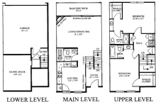 2 Bedrooms 2 Bathrooms Apartment for rent at The Cove and Point Condos in Columbus, OH